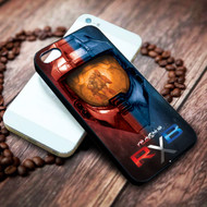 Red vs Blue Helmet halo 4 on your case iphone 4 4s 5 5s 5c 6 6plus 7 case / cases