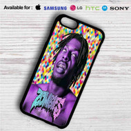 Flatbush Zombies Music iPhone 4/4S 5 S/C/SE 6/6S Plus 7| Samsung Galaxy S4 S5 S6 S7 NOTE 3 4 5| LG G2 G3 G4| MOTOROLA MOTO X X2 NEXUS 6| SONY Z3 Z4 MINI| HTC ONE X M7 M8 M9 M8 MINI CASE