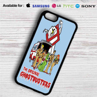Ghostbusters Scooby Doo iPhone 4/4S 5 S/C/SE 6/6S Plus 7| Samsung Galaxy S4 S5 S6 S7 NOTE 3 4 5| LG G2 G3 G4| MOTOROLA MOTO X X2 NEXUS 6| SONY Z3 Z4 MINI| HTC ONE X M7 M8 M9 M8 MINI CASE
