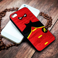 Robin body batman joker on your case iphone 4 4s 5 5s 5c 6 6plus 7 case / cases