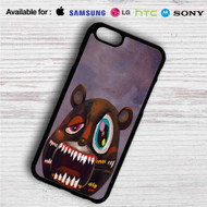 Kanye West Dark Bear iPhone 4/4S 5 S/C/SE 6/6S Plus 7| Samsung Galaxy S4 S5 S6 S7 NOTE 3 4 5| LG G2 G3 G4| MOTOROLA MOTO X X2 NEXUS 6| SONY Z3 Z4 MINI| HTC ONE X M7 M8 M9 M8 MINI CASE