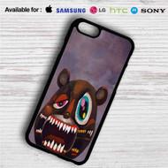 Kanye West Dark Bear iPhone 4/4S 5 S/C/SE 6/6S Plus 7| Samsung Galaxy S4 S5 S6 S7 NOTE 3 4 5| LG G2 G3 G4| MOTOROLA MOTO X X2 NEXUS 6| SONY Z3 Z4 MINI| HTC ONE X M7 M8 M9 M8 MINI CASE