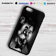 Markipler Freddy Fazbear iPhone 4/4S 5 S/C/SE 6/6S Plus 7| Samsung Galaxy S4 S5 S6 S7 NOTE 3 4 5| LG G2 G3 G4| MOTOROLA MOTO X X2 NEXUS 6| SONY Z3 Z4 MINI| HTC ONE X M7 M8 M9 M8 MINI CASE
