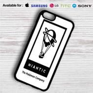 Niantic The Pokemon Company iPhone 4/4S 5 S/C/SE 6/6S Plus 7  Samsung Galaxy S4 S5 S6 S7 NOTE 3 4 5  LG G2 G3 G4  MOTOROLA MOTO X X2 NEXUS 6  SONY Z3 Z4 MINI  HTC ONE X M7 M8 M9 M8 MINI CASE