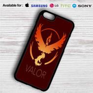 Team Valor Pokemon iPhone 4/4S 5 S/C/SE 6/6S Plus 7  Samsung Galaxy S4 S5 S6 S7 NOTE 3 4 5  LG G2 G3 G4  MOTOROLA MOTO X X2 NEXUS 6  SONY Z3 Z4 MINI  HTC ONE X M7 M8 M9 M8 MINI CASE