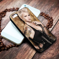 Ruby Rose on your case iphone 4 4s 5 5s 5c 6 6plus 7 case / cases