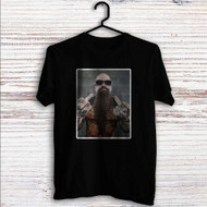 Kerry King Slayer Custom T Shirt Tank Top Men and Woman
