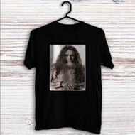 Tom Araya Slayer Custom T Shirt Tank Top Men and Woman