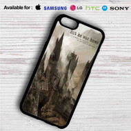 Hogwarts But He Was Home iPhone 4/4S 5 S/C/SE 6/6S Plus 7  Samsung Galaxy S4 S5 S6 S7 NOTE 3 4 5  LG G2 G3 G4  MOTOROLA MOTO X X2 NEXUS 6  SONY Z3 Z4 MINI  HTC ONE X M7 M8 M9 M8 MINI CASE