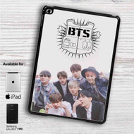 "Bangtan Boys BTS iPad 2 3 4 iPad Mini 1 2 3 4 iPad Air 1 2 | Samsung Galaxy Tab 10.1"" Tab 2 7"" Tab 3 7"" Tab 3 8"" Tab 4 7"" Case"