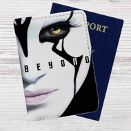 Star Trek Beyond Jaylah Custom Leather Passport Wallet Case Cover