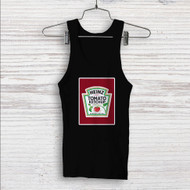 Heinz Tomato Ketchup Custom Men Woman Tank Top T Shirt Shirt