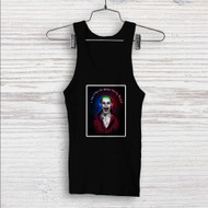 Jared Leto as Joker Suicide Squad Quotes Custom Men Woman Tank Top T Shirt Shirt