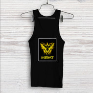 Team Instinct Pokemon GO Custom Men Woman Tank Top T Shirt Shirt