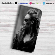Lexa The 100 Custom Leather Wallet iPhone 4/4S 5S/C 6/6S Plus 7| Samsung Galaxy S4 S5 S6 S7 Note 3 4 5| LG G2 G3 G4| Motorola Moto X X2 Nexus 6| Sony Z3 Z4 Mini| HTC ONE X M7 M8 M9 Case