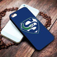 Seattle Seahawks 3 on your case iphone 4 4s 5 5s 5c 6 6plus 7 case / cases