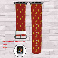 Harry Potter Custom Apple Watch Band Leather Strap Wrist Band Replacement 38mm 42mm
