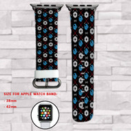 Star Wars Custom Apple Watch Band Leather Strap Wrist Band Replacement 38mm 42mm