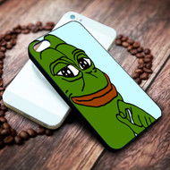 Smug Pepe on your case iphone 4 4s 5 5s 5c 6 6plus 7 case / cases