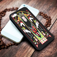 spirited away no face on your case iphone 4 4s 5 5s 5c 6 6plus 7 case / cases
