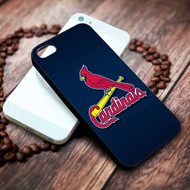 St Louis Cardinals 2 on your case iphone 4 4s 5 5s 5c 6 6plus 7 case / cases