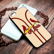 St Louis Cardinals on your case iphone 4 4s 5 5s 5c 6 6plus 7 case / cases