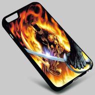 Batman vs Ra's Al Ghul on your case iphone 4 4s 5 5s 5c 6 6plus 7 Samsung Galaxy s3 s4 s5 s6 s7 HTC Case
