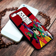 Teen Titans on your case iphone 4 4s 5 5s 5c 6 6plus 7 case / cases