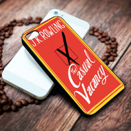 The Casual Vacancy  on your case iphone 4 4s 5 5s 5c 6 6plus 7 case / cases