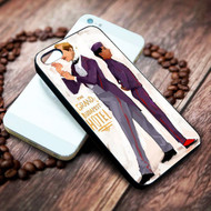 The Grand Budapest Hotel zero and gustave on your case iphone 4 4s 5 5s 5c 6 6plus 7 case / cases
