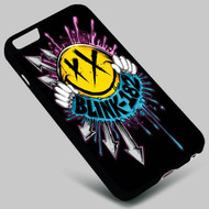 Blink 182 band on your case iphone 4 4s 5 5s 5c 6 6plus 7 Samsung Galaxy s3 s4 s5 s6 s7 HTC Case