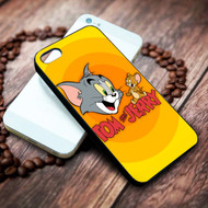 Tom And Jerry on your case iphone 4 4s 5 5s 5c 6 6plus 7 case / cases
