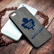 Toronto Maple Leafs on your case iphone 4 4s 5 5s 5c 6 6plus 7 case / cases