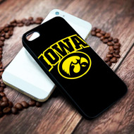 University of Iowa on your case iphone 4 4s 5 5s 5c 6 6plus 7 case / cases