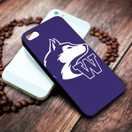 University of Washington on your case iphone 4 4s 5 5s 5c 6 6plus 7 case / cases