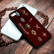 vampire academy element symbols on your case iphone 4 4s 5 5s 5c 6 6plus 7 case / cases