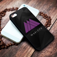 warlock logo destiny on your case iphone 4 4s 5 5s 5c 6 6plus 7 case / cases