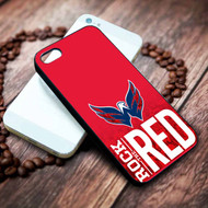 washington capitals on your case iphone 4 4s 5 5s 5c 6 6plus 7 case / cases