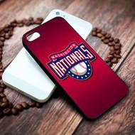 Washington Nationals 3 on your case iphone 4 4s 5 5s 5c 6 6plus 7 case / cases