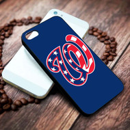 Washington Nationals on your case iphone 4 4s 5 5s 5c 6 6plus 7 case / cases