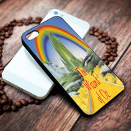 Wizard of Oz Emerald City on your case iphone 4 4s 5 5s 5c 6 6plus 7 case / cases