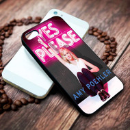 Yes Please Amy Poehler on your case iphone 4 4s 5 5s 5c 6 6plus 7 case / cases