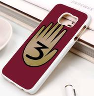 3 Gravity Falls book 3 Samsung Galaxy S3 S4 S5 S6 S7 case / cases