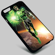 Green Lantern (2) on your case iphone 4 4s 5 5s 5c 6 6plus 7 Samsung Galaxy s3 s4 s5 s6 s7 HTC Case