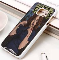 A Voice in the Dark comic Samsung Galaxy S3 S4 S5 S6 S7 case / cases