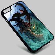 Gyarados vs Charizard Pokemon Iphone 4 4s 5 5s 5c 6 6plus 7 Samsung Galaxy s3 s4 s5 s6 s7 HTC Case