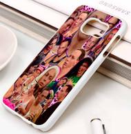 alyssa edwards collage Samsung Galaxy S3 S4 S5 S6 S7 case / cases