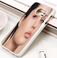 Angelina Jolie Samsung Galaxy S3 S4 S5 S6 S7 case / cases