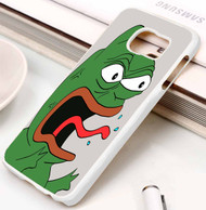 Angry Pepe the Frog Samsung Galaxy S3 S4 S5 S6 S7 case / cases