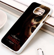 Annabelle Doll Samsung Galaxy S3 S4 S5 S6 S7 case / cases